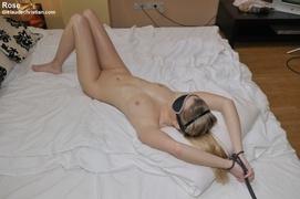 beauty, bondage, pussy, shaved
