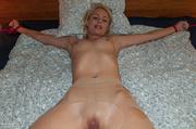 hot slender blonde with