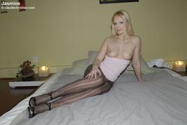 black, erotica, panties, pantyhose