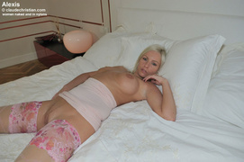 alluring, erotica, pantyhose, white