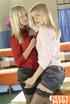 two lesbian blondes take