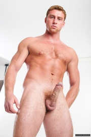 gingerly erotic posing from