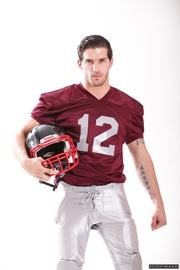football player tight uniform
