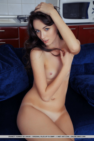 Seductive sophisticate gets naked and sp - XXX Dessert - Picture 17