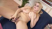 blonde hotties alluring lingerie