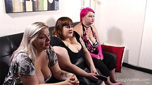 Fat girls sucking each wearing hot dress - XXX Dessert - Picture 5