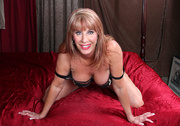 naughty cougar takes off
