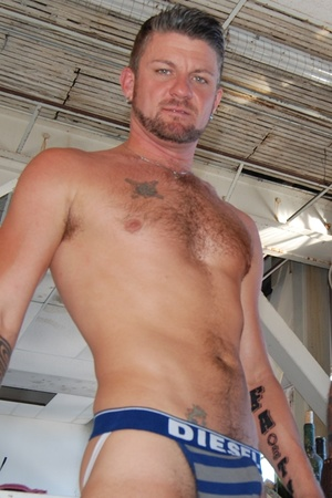 Different guys display their hot clean o - XXX Dessert - Picture 7
