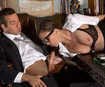 black, office sex, pantyhose, secretary