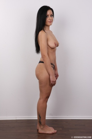 Gorgeous lady displays all sides off her - XXX Dessert - Picture 10