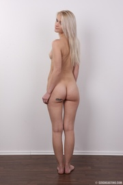 smoking hot blonde slowly