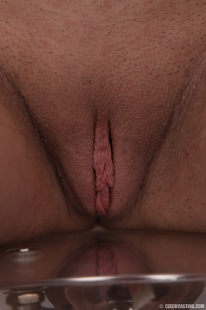 Lovely redhead takes off her brown sweat - XXX Dessert - Picture 20