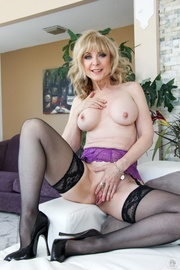 Pornstar nina hartley naked absolutely assured