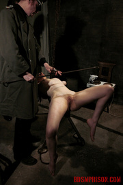 tortured girl the raw