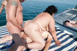 amateur, bbw, german, yacht