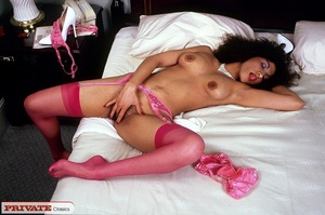Sweet babe takes off her white blouse th - XXX Dessert - Picture 14