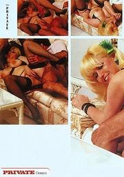 blonde hottie gets her