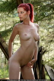 Consider, ariel nude redhead this excellent