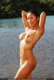 pretty asian chick the
