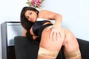 giant boobed secretary babe