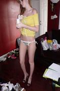 bikini, cute, dress, individual model