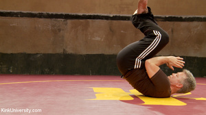 Painful martial arts demonstration from  - XXX Dessert - Picture 1