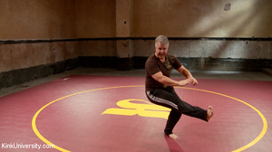 Painful martial arts demonstration from  - XXX Dessert - Picture 4