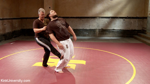Painful martial arts demonstration from  - XXX Dessert - Picture 5