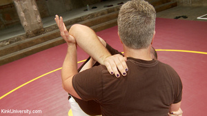 Painful martial arts demonstration from  - XXX Dessert - Picture 6