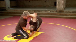 Painful martial arts demonstration from  - XXX Dessert - Picture 7
