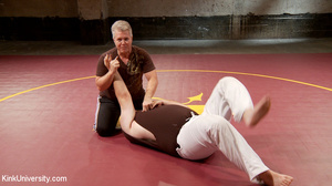 Painful martial arts demonstration from  - XXX Dessert - Picture 8