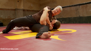 Painful martial arts demonstration from  - XXX Dessert - Picture 12