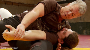 Painful martial arts demonstration from  - XXX Dessert - Picture 13