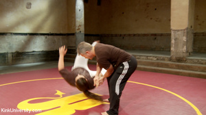 Painful martial arts demonstration from  - XXX Dessert - Picture 15