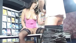 blowjob, boobs, hardcore, slut