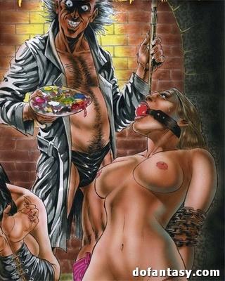 hot bdsm comics cool
