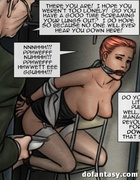 Gagged and roped red nurse jeered and humiliated by three pensioners .