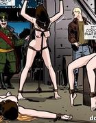Criminal syndicate leader approves gang's gift . Prison Horror Story 5