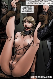 two slave girls from