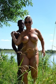 blonde bombshell with lusty