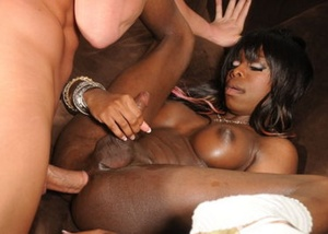 Luscious trannies with banging bodies ge - XXX Dessert - Picture 3