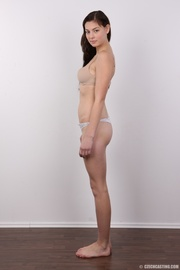 awesome female black long-sleeved