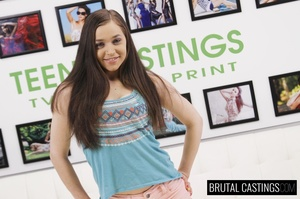 Precious teen face fucked in ropes durin - XXX Dessert - Picture 4