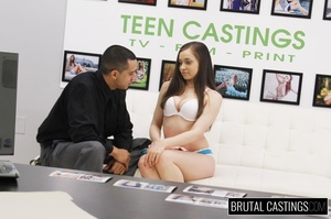 Precious teen face fucked in ropes durin - XXX Dessert - Picture 8