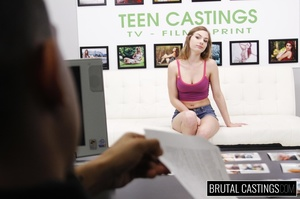 Stunned teen beauty submitted with ropes - XXX Dessert - Picture 3