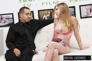 Stunned teen beauty submitted with ropes - XXX Dessert - Picture 8