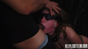 Cruising bdsm creep finds a hot little t - XXX Dessert - Picture 12