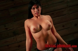 Asian peach enjoys hot sexual action in  - XXX Dessert - Picture 2