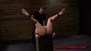 Asian peach enjoys hot sexual action in  - XXX Dessert - Picture 4