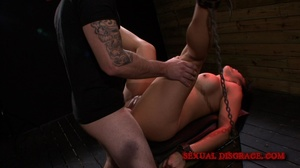 Asian peach enjoys hot sexual action in  - XXX Dessert - Picture 10